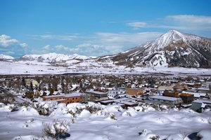 View of Crested Butte